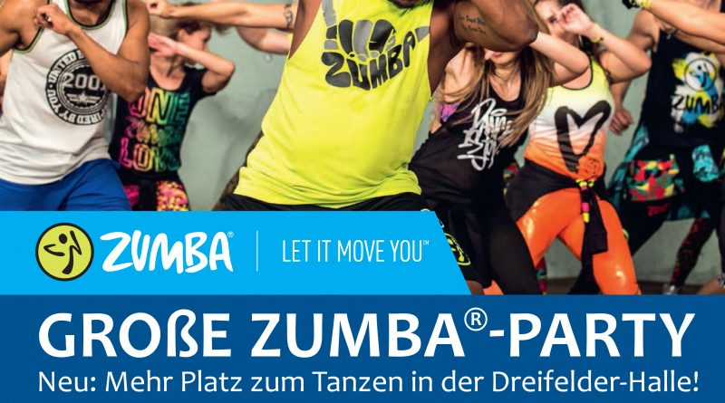 Zumbaparty, die Vierte