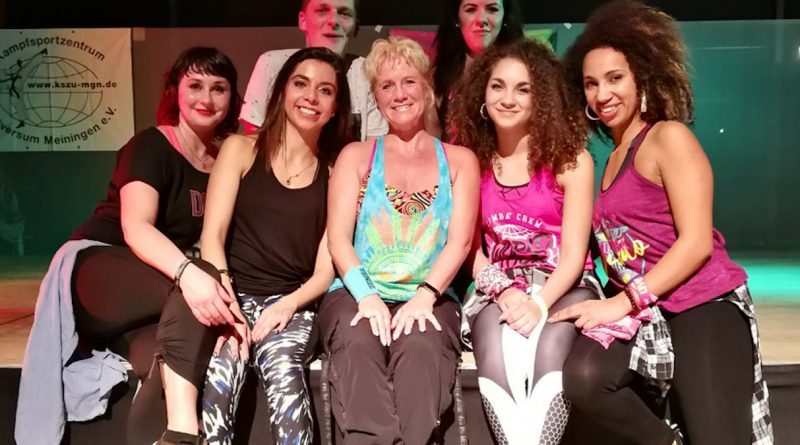 Zumbaparty 2018