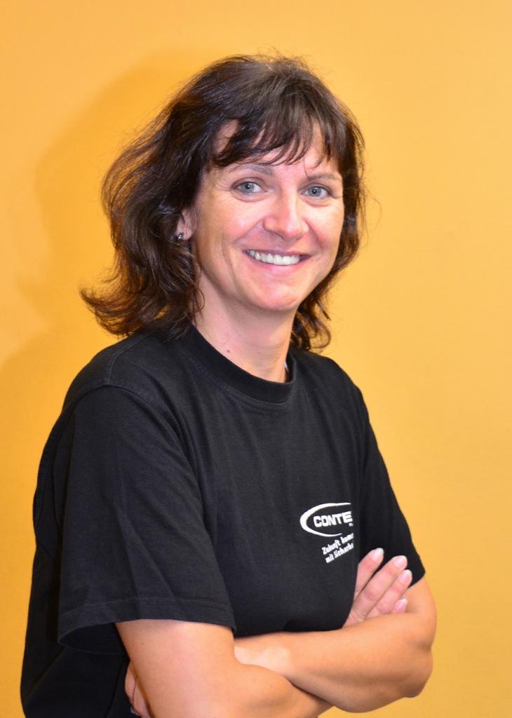 Cornelia Brueckner Fitness Trainerin Meiningen