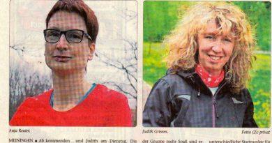 Nordic Walking Wochenspiegel 02.04.2016