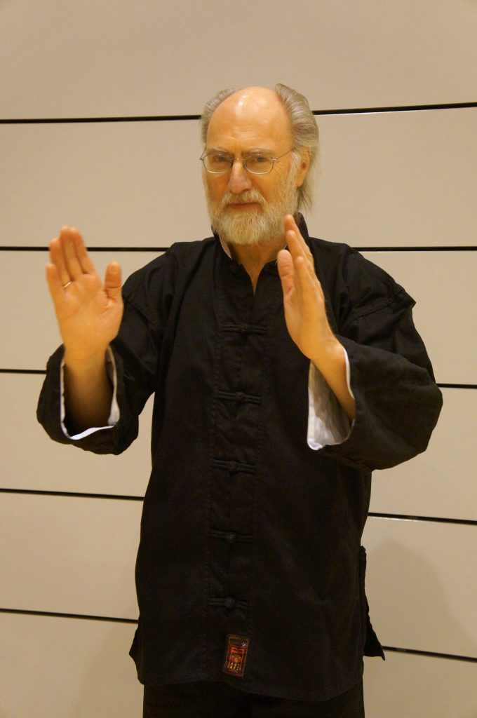 QiGong Training Meiningen Trainer Heinz Leischner