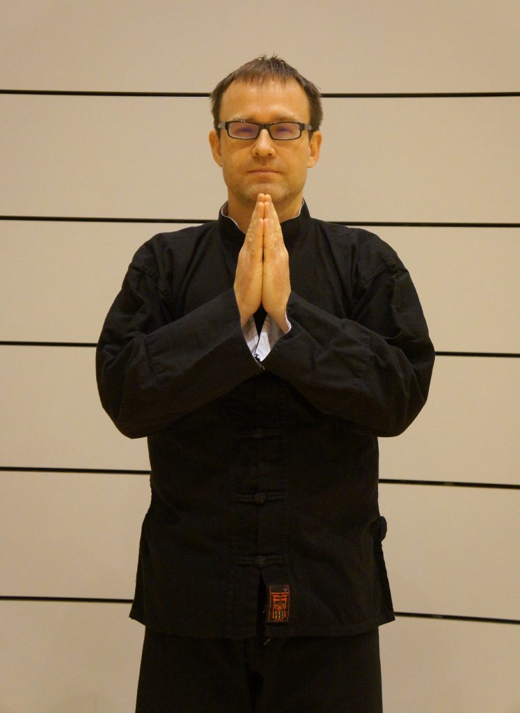 QiGong Training Meiningen Trainer Martin Friedrich