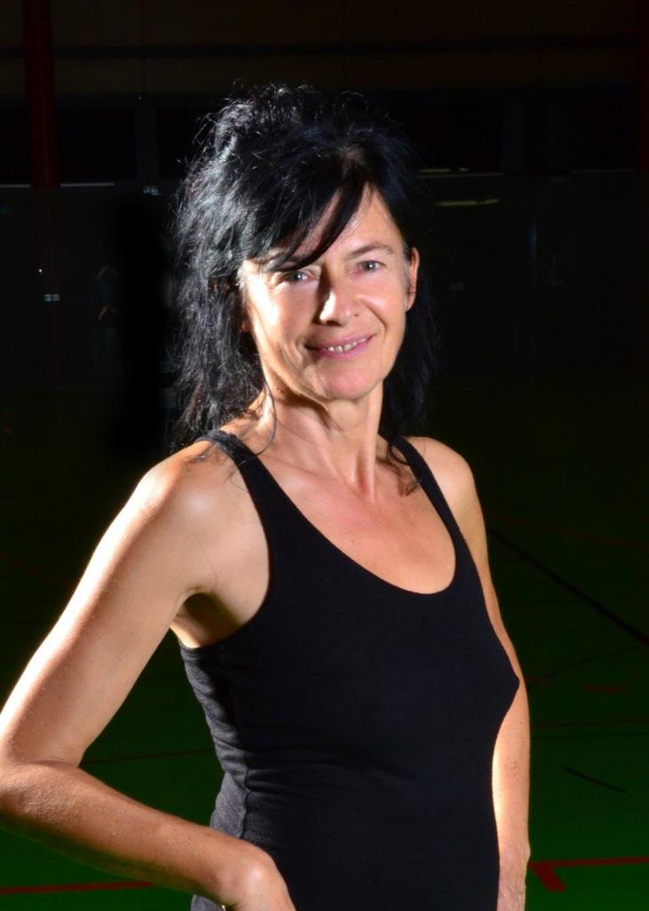 TaeBoxFight Trainerin Cornelia Schüler