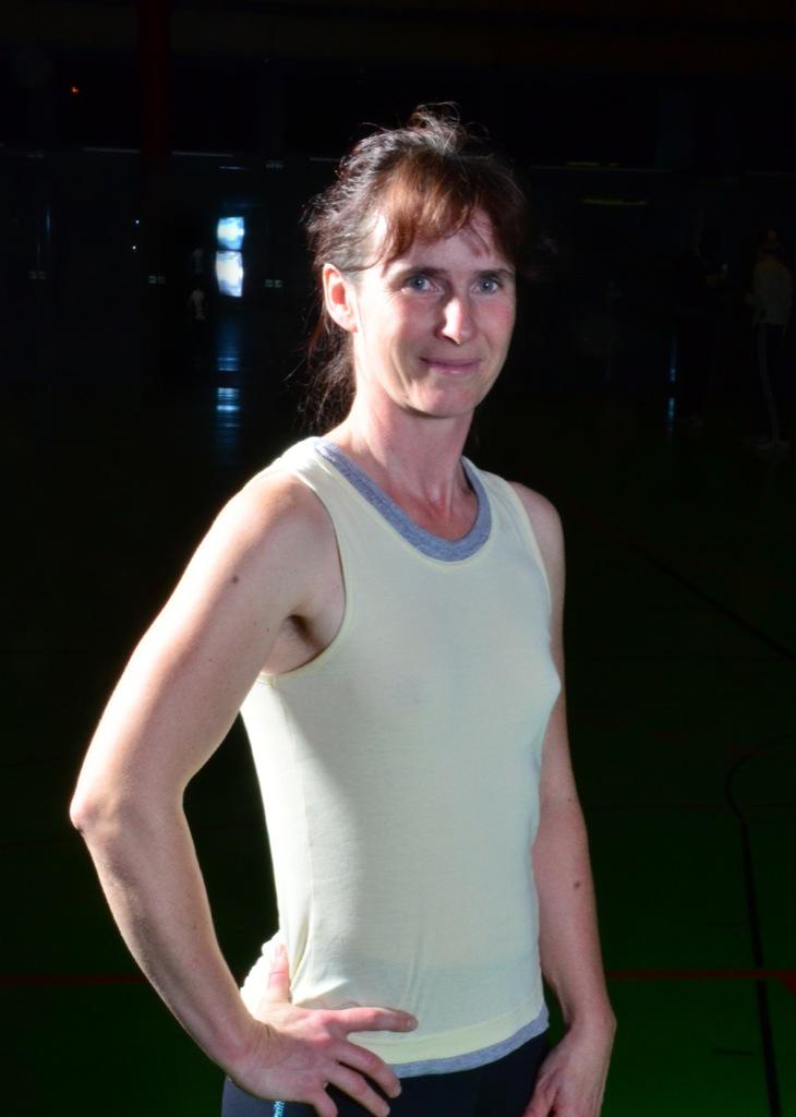 TaeBoxFight Trainerin Yvonne Bergmann
