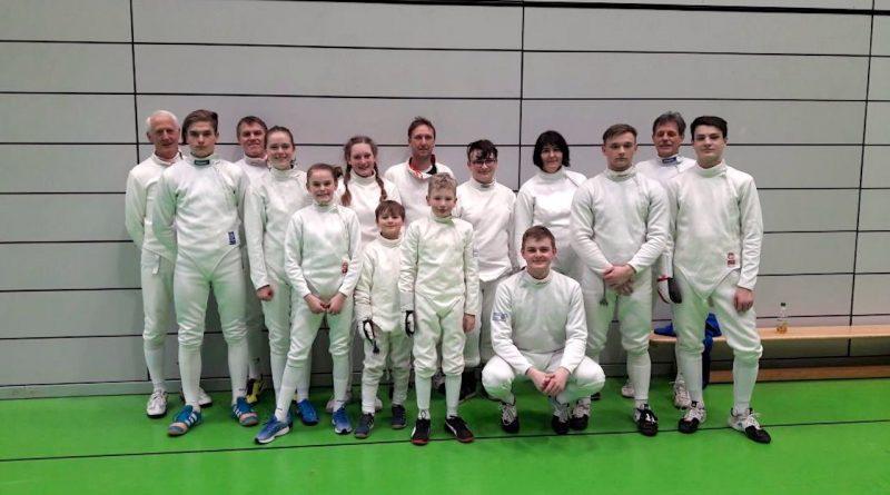 Thüringen Pokal Mannschaftsfoto