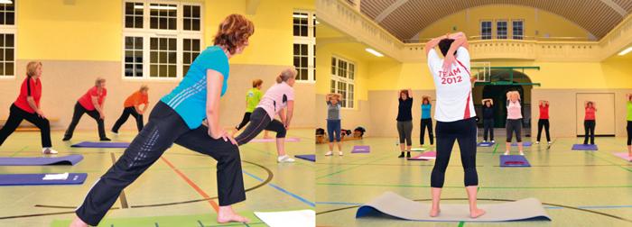 Allgemeine Fitness Meiningen