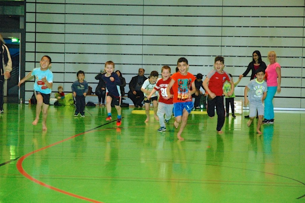 Juniorsport Kindersport Meiningen Rennen