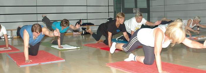 Pilates Meiningen