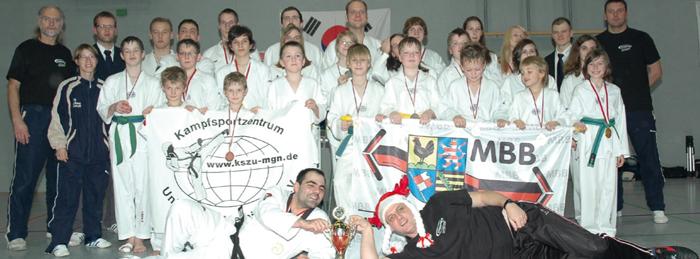 Taekwondo Meiningen