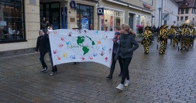Karneval der Kulturen Meiningen 08.02.2014