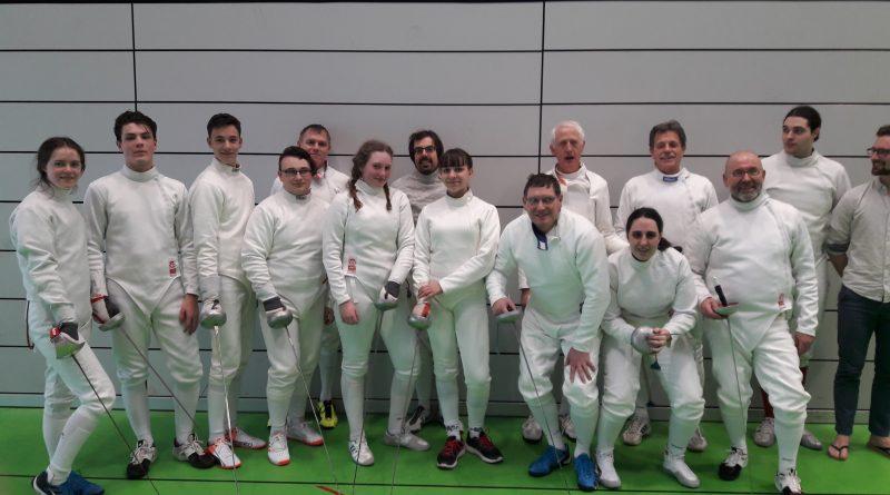 Fechtmannschaft des KSZU-Meiningen e.V.